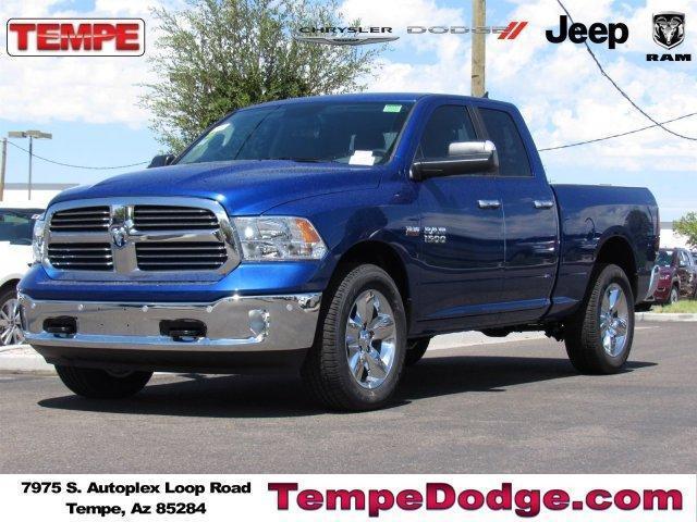 2017 RAM 1500 BIG HORN QUAD CAB® 4X4 6'4 BOX