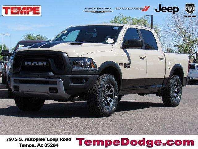 2017 RAM 1500 REBEL CREW CAB 4X4 5'7 BOX