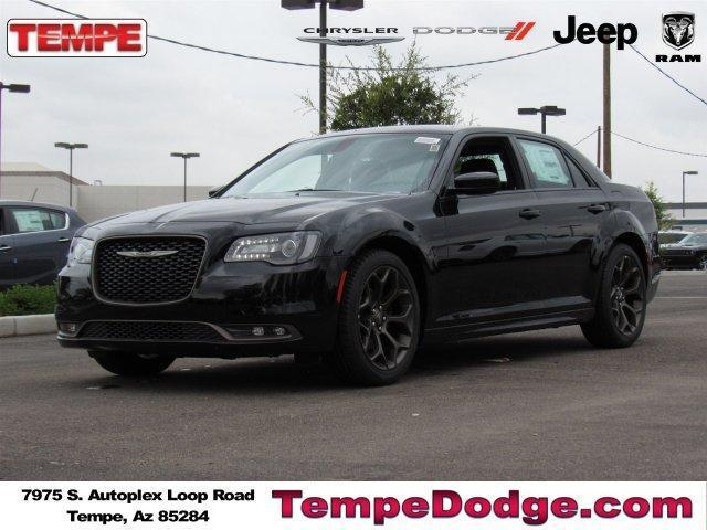 2016 CHRYSLER 300S ALLOY EDITION RWD