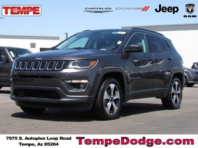 2017 JEEP COMPASS LATITUDE FWD