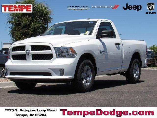 2017 RAM 1500 EXPRESS REGULAR CAB 4X2 6'4 BOX