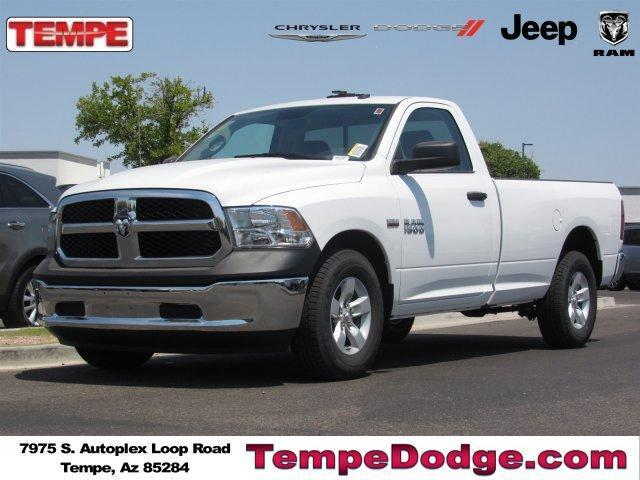 2017 RAM 1500 TRADESMAN REGULAR CAB 4X2 8' BOX