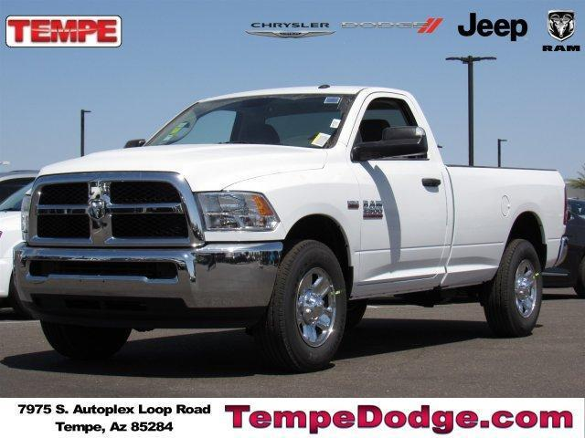 2017 RAM 2500 TRADESMAN REGULAR CAB 4X2 8' BOX
