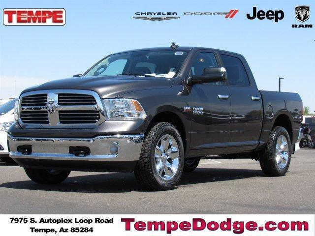 2017 RAM 1500 BIG HORN CREW CAB 4X4 5'7 BOX